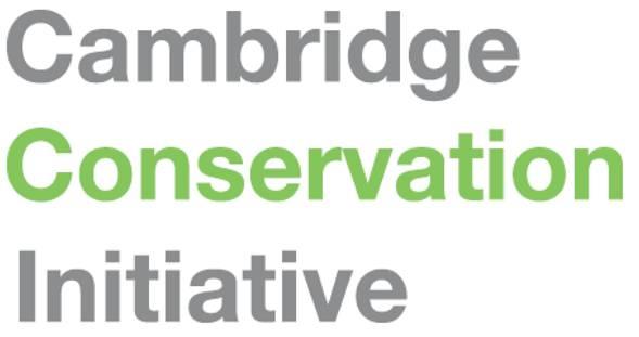 Cambridge Conservation Initiative logo